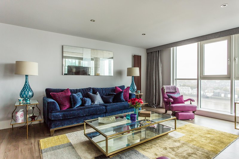 onefinestay - St George's Wharf IV private home - Image 1 - London - rentals