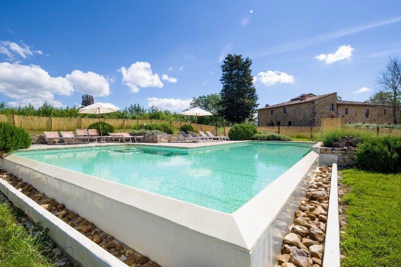 Villa Montespertoli - Image 1 - Castellina In Chianti - rentals