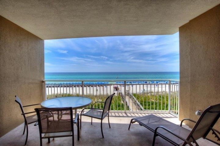 Beautiful Views from this 2nd story unit! - 236 Emerald Beach Resort - Panama City Beach - rentals