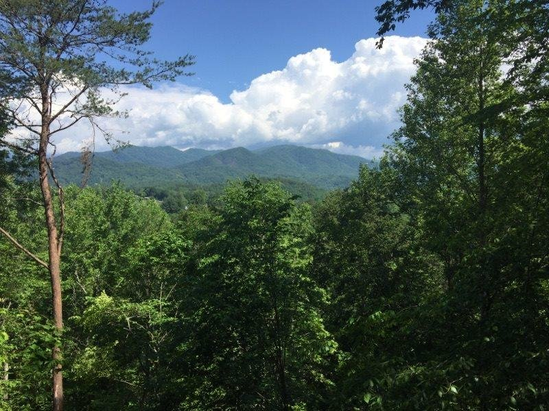 Big Oaks Pointe - Close to Great Smokys Train Ride - Wooded Seclusion - Image 1 - Bryson City - rentals