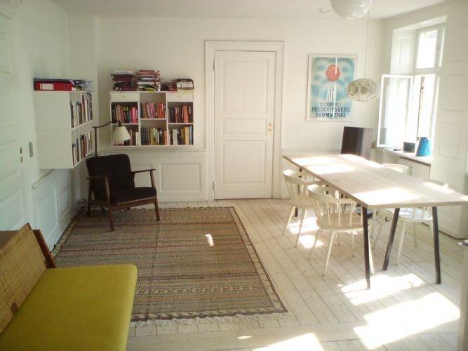 5 bedrooms | 1 bathroom - Large & charming Copenhagen apartment in city centre - Copenhagen - rentals