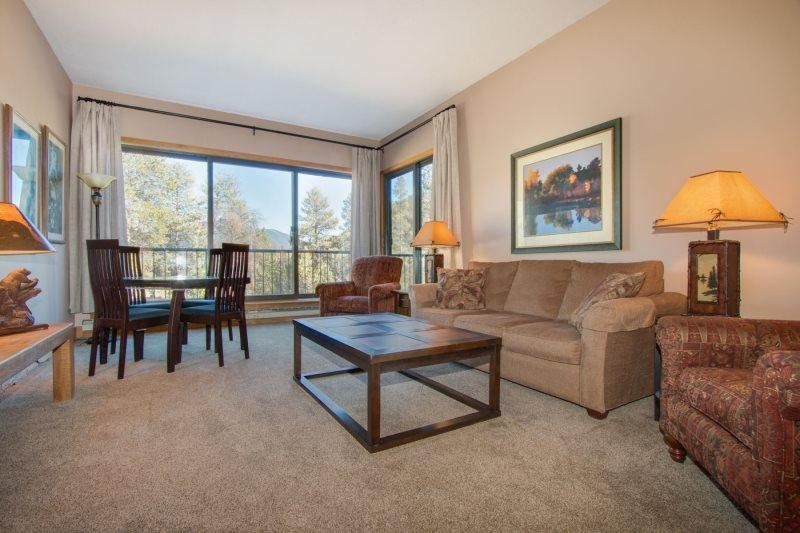 Pines Condominium 2051 - newly remodeled, great views and awesome pool/hot tub - Image 1 - Keystone - rentals