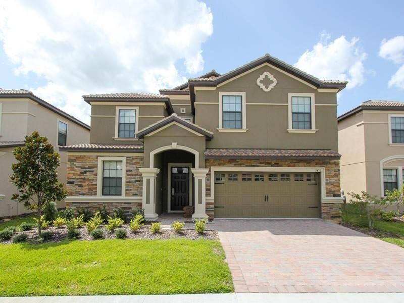 Front of home - 9 Bedroom 5 Bath Fabulous Champions Gate Home - ChampionsGate - rentals
