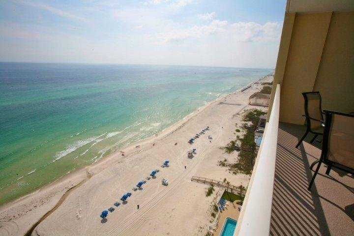 view from the 17th floor! - 1701 Ocean Reef - Panama City Beach - rentals