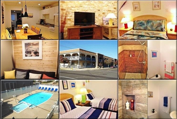 Close to Beach - Heated Pool - Wildwood Crest Condo - Sleeps 6 - Image 1 - Wildwood Crest - rentals