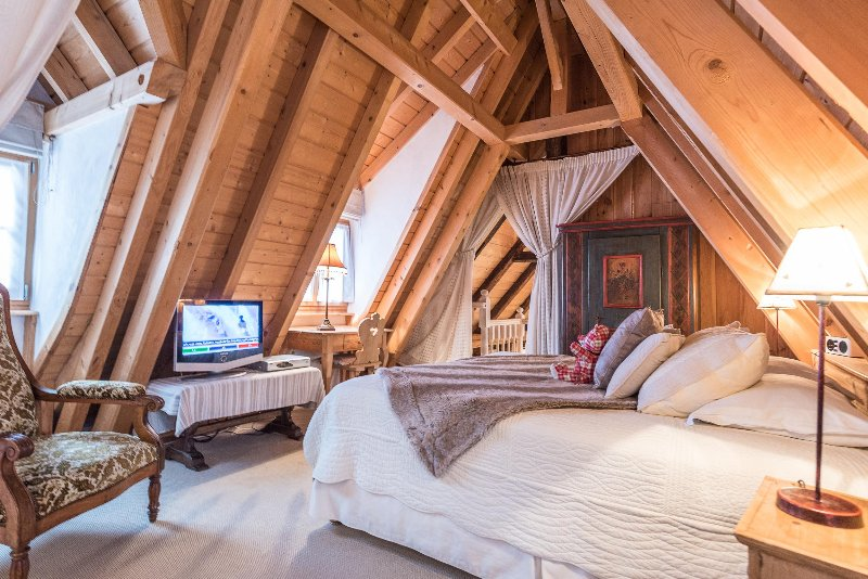 Luxury house on Alsace wine route - The DOVE's NEST ***** - Image 1 - Riquewihr - rentals