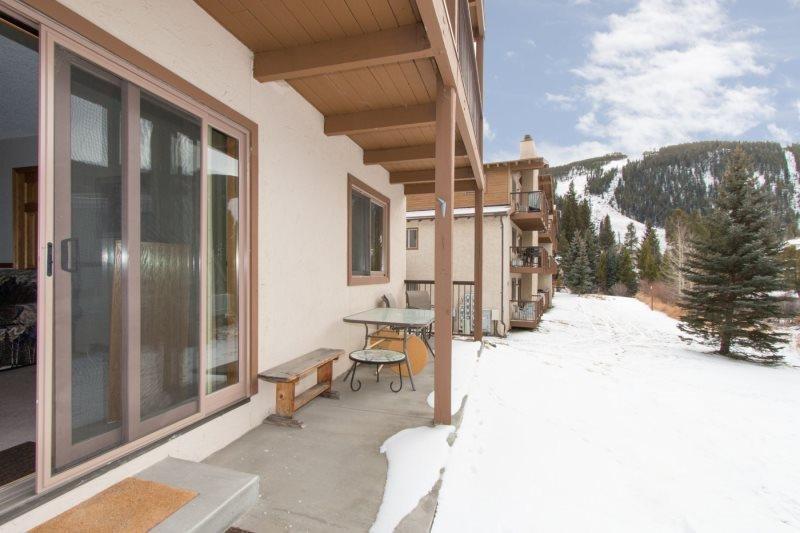 Snowdance Condo A101- Walk to slopes, ground floor, Mountain House area! - Image 1 - Keystone - rentals