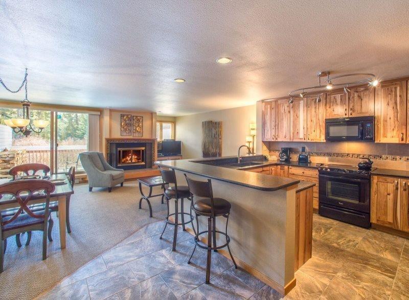 Liftside Condominium 21 - Completely remodeled, updated appliances, ski area - Image 1 - Keystone - rentals