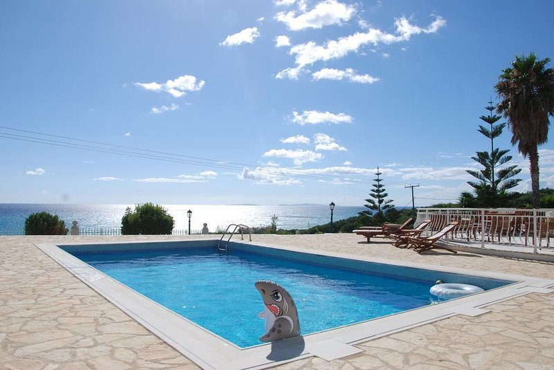 Villa Alex with a view to Ionian Sea! - Image 1 - Preveza - rentals