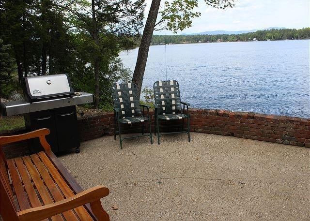 Waterfront Home Lake Winnipesaukee (ROB30W) - Image 1 - Meredith - rentals
