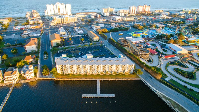 3BR Bay Club Condo With a Stunning View - Image 1 - Ocean City - rentals