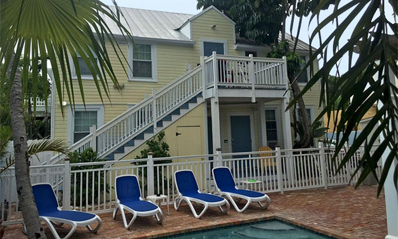 Steps to Duval, Old Town Charm -Grand Bahama Suite - Image 1 - Key West - rentals