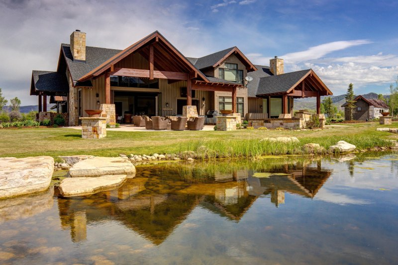 Abode at Twilight Moon Ranch - Abode at Twilight Ranch - Kamas - rentals