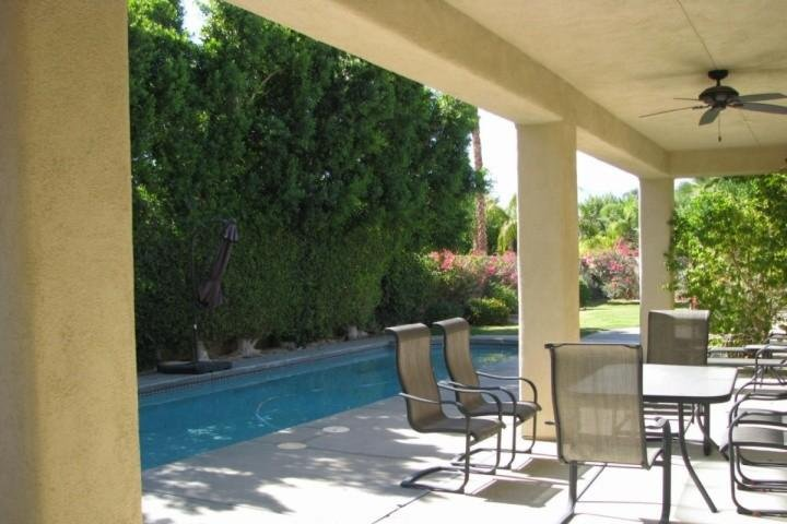 Dine under the zillion Stars by the Pool and Spa - Spacious & Gracious home with Private Pool/Spa; 3 Bdrm / 3.5 Bth & Casita - Palm Desert - rentals