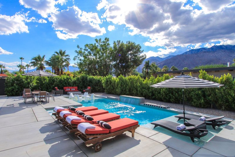 Brand New Pristine Luxury Double Estate w/All Private Baths - Image 1 - Palm Springs - rentals