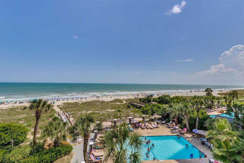 Luxury Oceanfront 2/2 at the Carolina Dunes! - Image 1 - Myrtle Beach - rentals