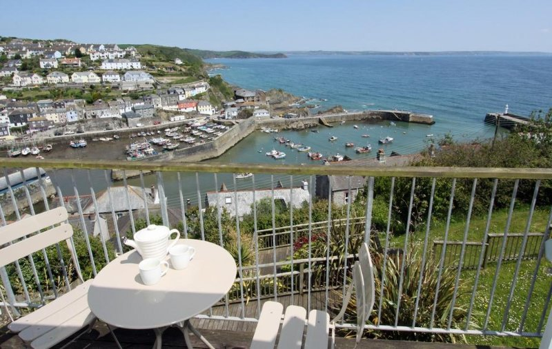 The Pink House located in Mevagissey, Cornwall - Image 1 - Mevagissey - rentals