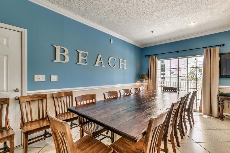 Cherry Grove Villas - 206 - Image 1 - North Myrtle Beach - rentals
