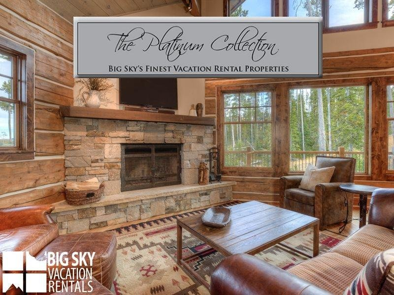 Big Sky Resort | Powder Ridge Cabin 2B Oglala - Image 1 - Big Sky - rentals
