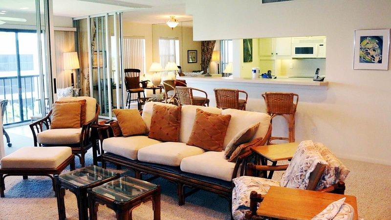 King's Crown - 306 A Lanai for All Seasons - Image 1 - Sanibel Island - rentals