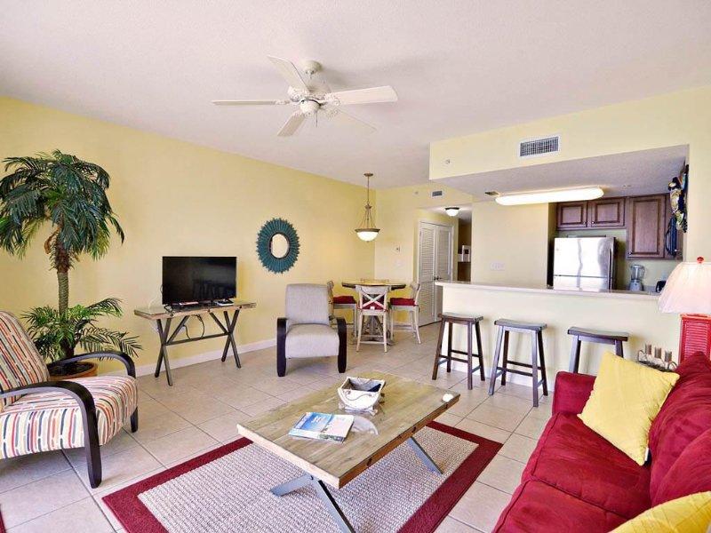 Seychelles Beach Resort 1107 - Image 1 - Panama City Beach - rentals