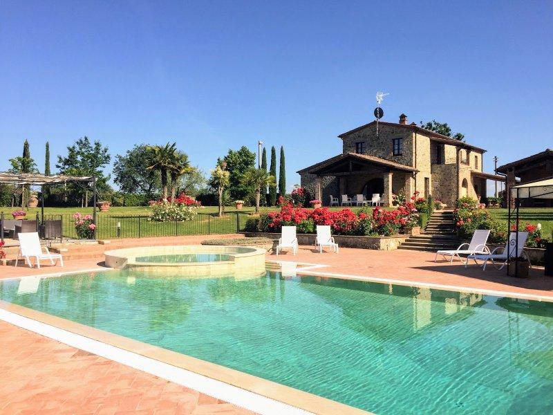 Villa il Laghetto 8 - Image 1 - Castiglion Fiorentino - rentals