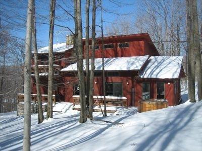 Mountainside 86 - 314 Ridge Road - Image 1 - Canaan Valley - rentals