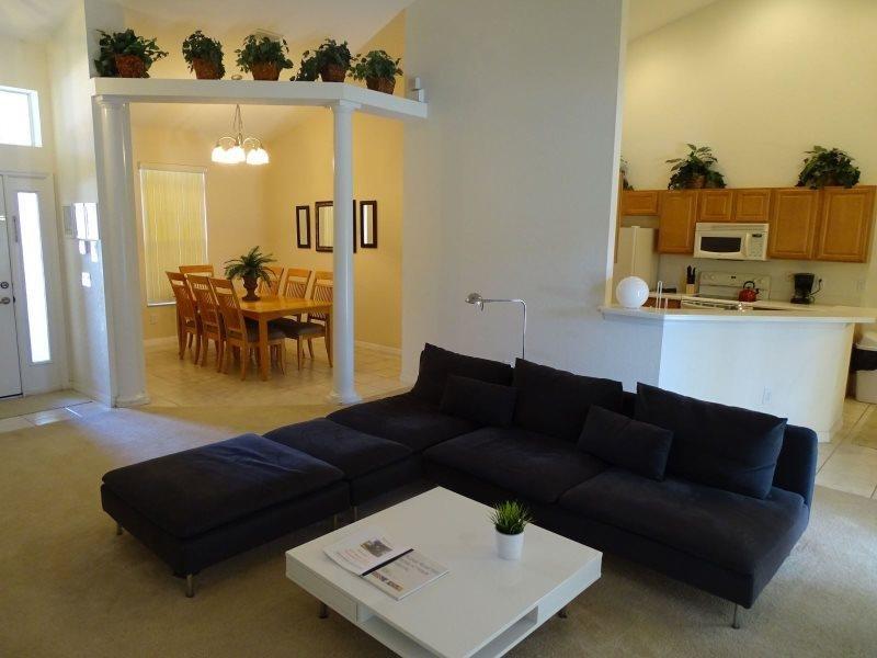 238RD. Nice 4 Bedroom 3 Bathroom Pool Home in West Haven - Image 1 - Orlando - rentals