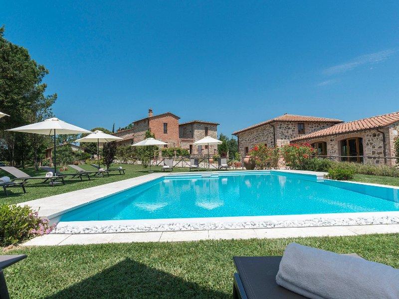 Podere Bellaria 14 - Image 1 - Siena - rentals