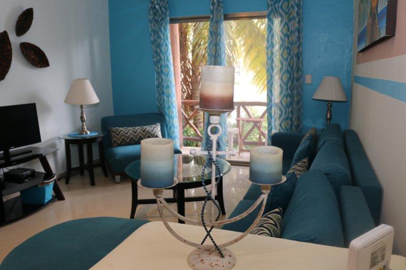 CASA BONITA - UPGRADED 2 BR, at COCO BEACH - Image 1 - Playa del Carmen - rentals