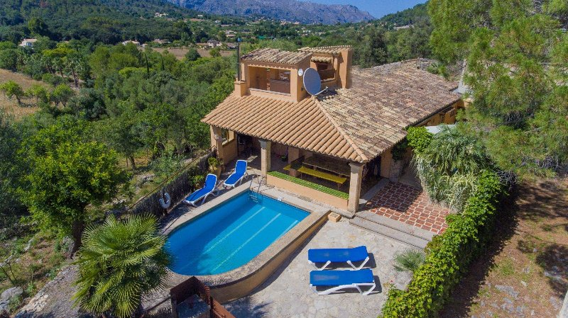 Villa Ciutada - Image 1 - Pollenca - rentals