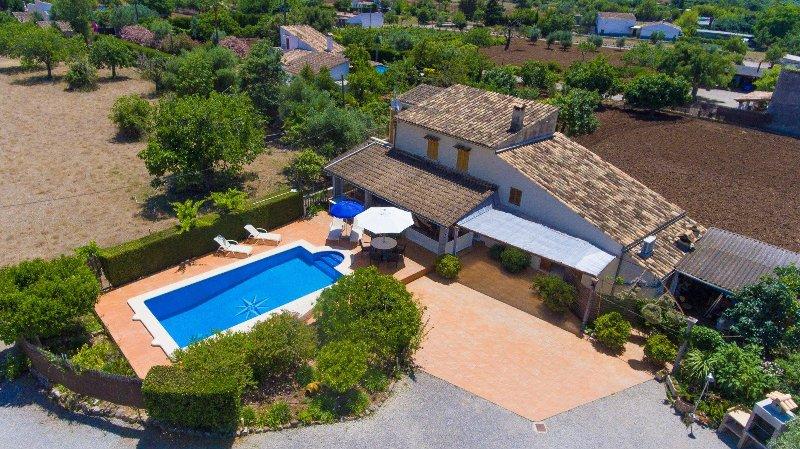Villa Can Tomeu - Image 1 - Pollenca - rentals