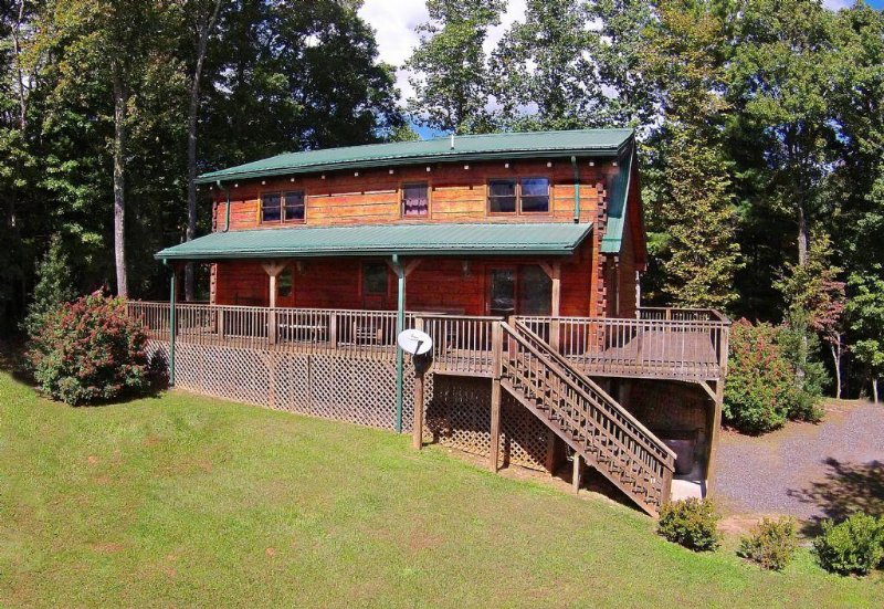 Side View - Mountain Heir - Jefferson - rentals