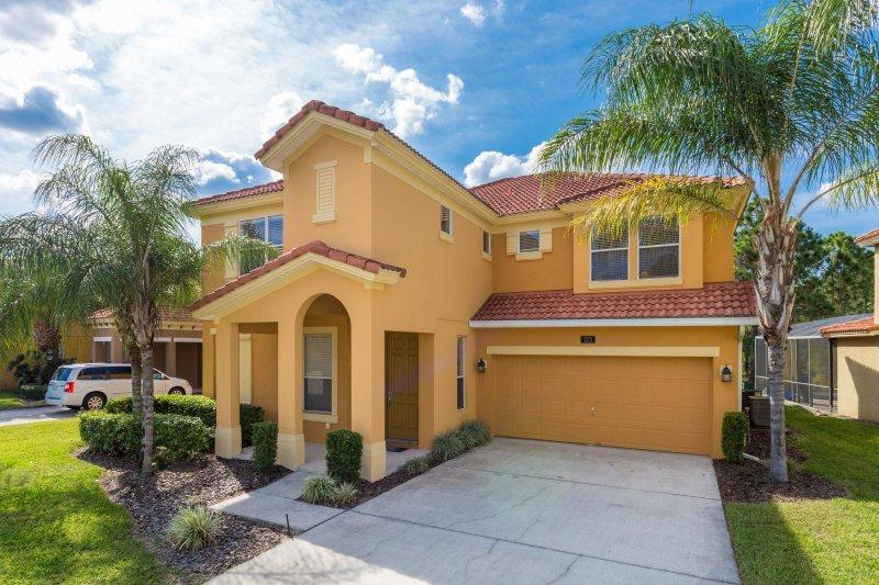 Vacation Villa Spacious  6 Bed 7 Bath (123 Tiger) Watersong  Orlando - Image 1 - Orlando - rentals
