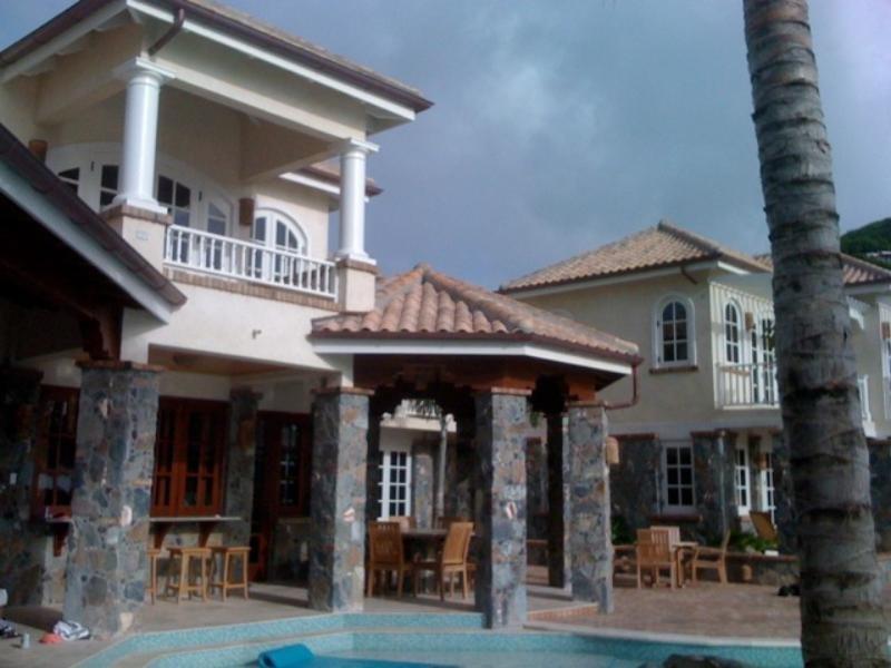 Villa a la Mer - Image 1 - Cruz Bay - rentals