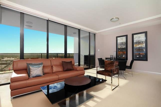 Australia Towers Floor 9 (Unit 9.03) - 3 Bedrooms with Showground and V8 Race - Image 1 - Sydney - rentals
