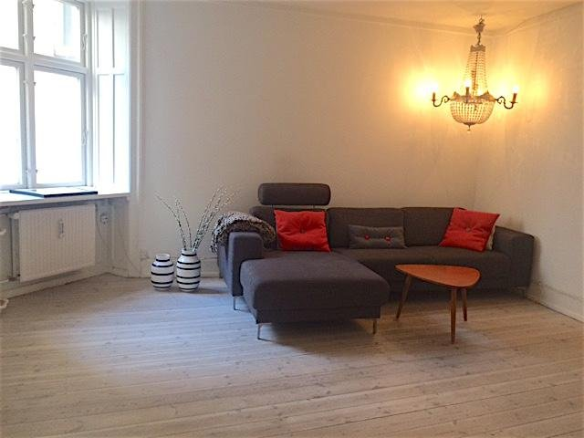 2 bedrooms, 1 bathroom - Copenhagen apartment next to the Town Hall Square - Copenhagen - rentals