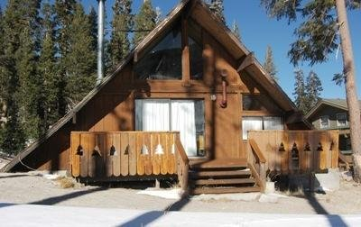 Ski in/Ski out Slope side cabin - Chalet #1 - Image 1 - Mammoth Lakes - rentals