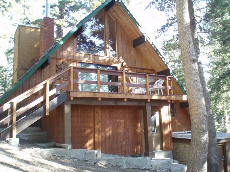 Ski In/Ski Out Slope side cabin - Chalet #23 - Image 1 - Mammoth Lakes - rentals