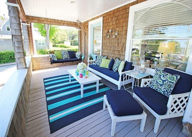 ENJOY A VIEW OF VINEYARD HAVEN HARBOR FROM MOST ROOMS OF THIS 1898 CAPTAIN'S - Image 1 - Vineyard Haven - rentals