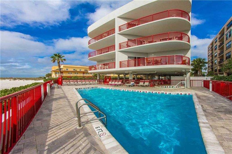 #104 Crimson Condos - Image 1 - Madeira Beach - rentals