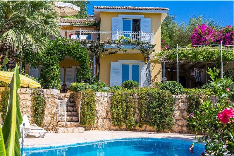 villa Mimosa: unique luxury! - Romantic and luxury  seaside villa with breathtaking view! - Kas - rentals