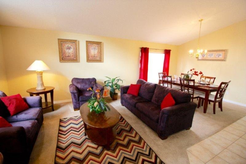 Aviana 4 Bedroom 3 Bath Pool Home Minutes From Disney. 554PD - Image 1 - Loughman - rentals