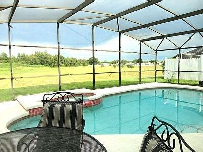 3 Bedroom Villa with Pool & Spa Minutes From Disney. 1531OHT - Image 1 - Four Corners - rentals