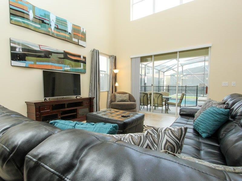 5 Bed 5 Bath Pool Home In Paradise Palms Resort. 2936BPR - Image 1 - Four Corners - rentals