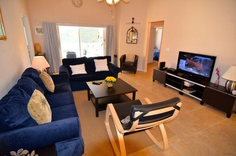 Sandy Ridge 4 Bedroom 3 Bath Pool Home With Lake View. 489SJW - Image 1 - Orlando - rentals