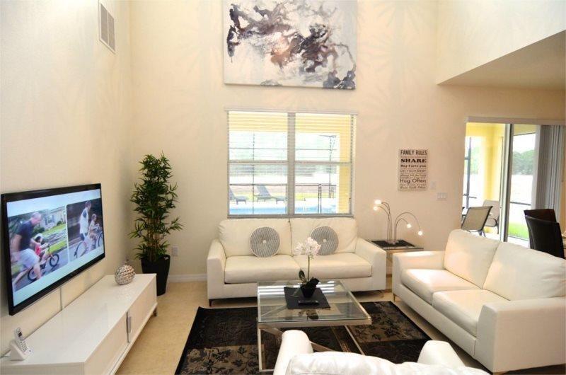 6 Bed 4.5 Bath 5 Star Watersong Pool Home. 723OCB - Image 1 - Orlando - rentals