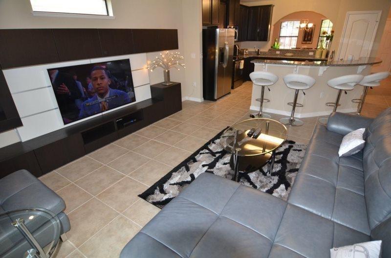 Modern 6 bedroom 5.5 bath Pool Home In Cypress Pointe. 1132CPB - Image 1 - Loughman - rentals