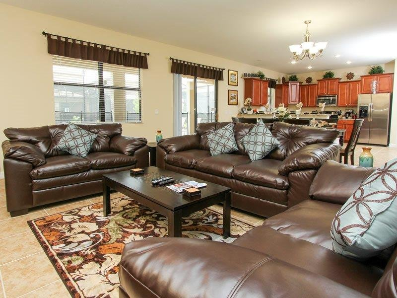 6 Bedroom 6 Bath Pool Home Located in ChampionsGate Resort. 1424TBR - Image 1 - Kissimmee - rentals