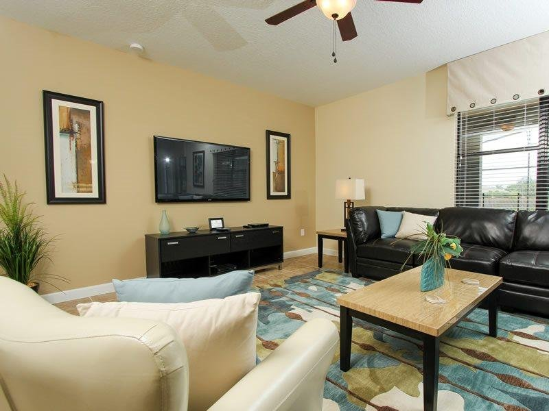 5 Bedroom 4.5 Bath Pool Home In ChampoinsGate. 1488MVD - Image 1 - Orlando - rentals